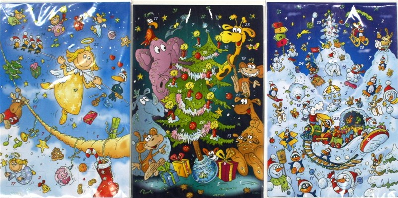 wfa Adventskalender- WH-Comic