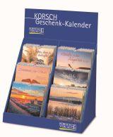 Postkartenkalender - Sortiment klein