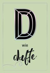 """PK Buchstabensalat """"D"""""""