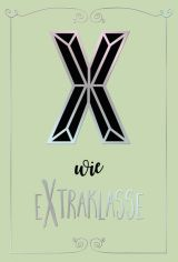 "PK Buchstabensalat ""X"""