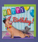 AC KK quadr. Happy Birthday
